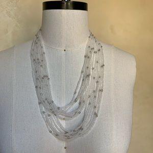 Jewelry - Beaded lariat necklace